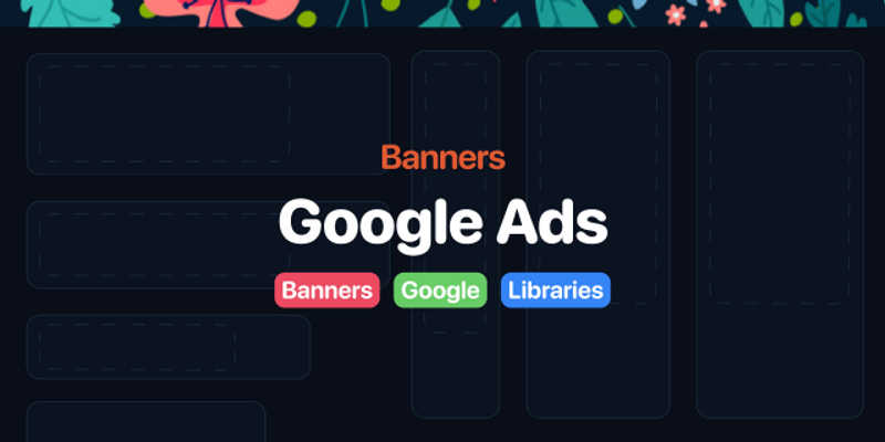 Figma Freebie Google Ads - Banners Template