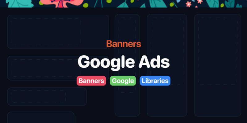Figma Freebie Google Ads - Banners Template