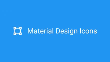 Figma freebie Material Design Icons Svg