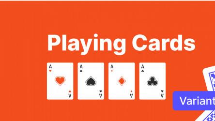 Figma Freebie Playing Cards (Variants)