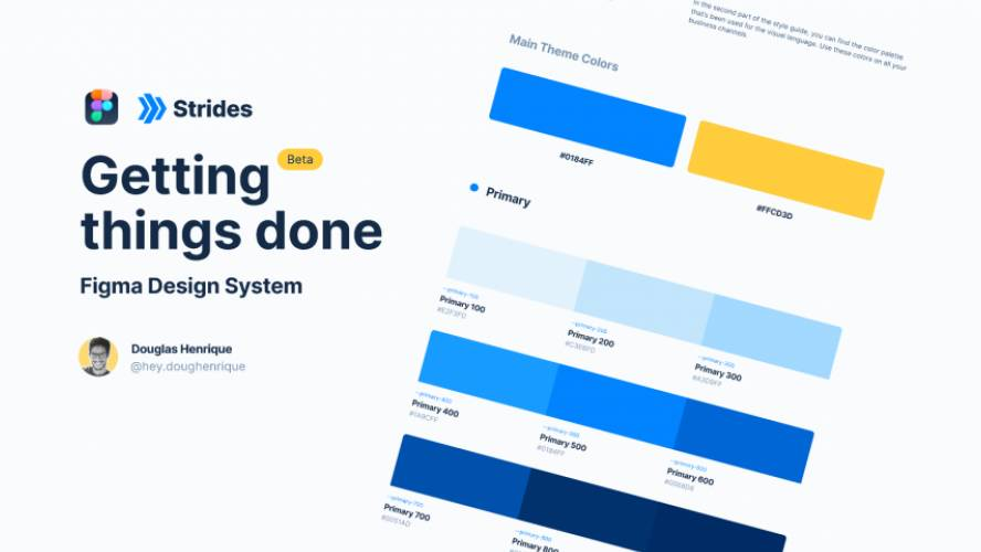 Figma Getting Things Done - Figma Design System