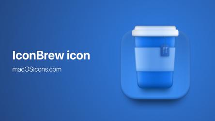 Figma Illustration macOS IconBrew icon