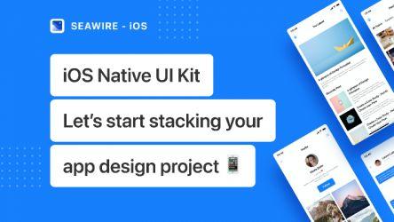 Figma iOS Native UI Kit