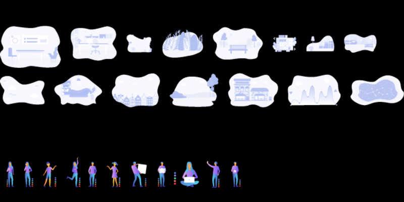 Figma ira illustrations creative Free download