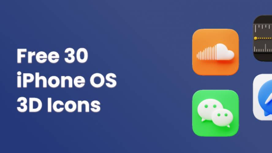Figma MacOs Service 3D icon