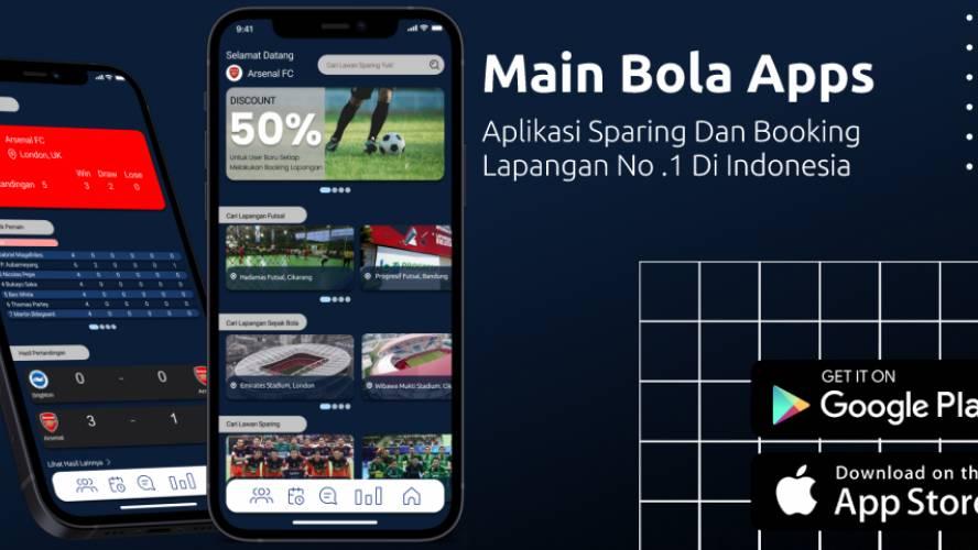 Figma Main Bola Apps UI Template