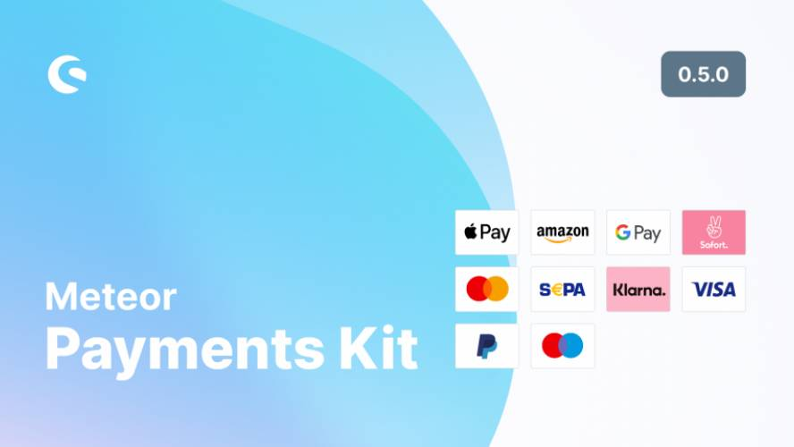 Figma Meteor Payments Kit