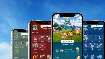 Figma Pokemon Go Fest 2021 Cards