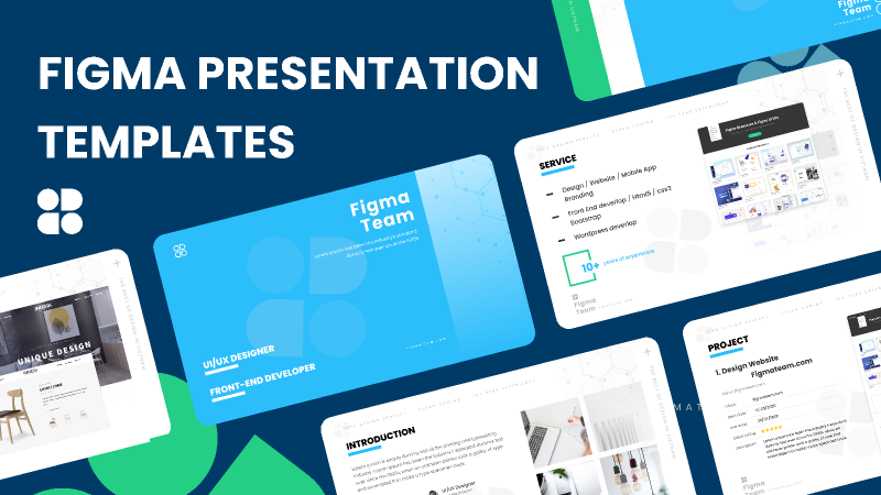 Figma Presentation Templates