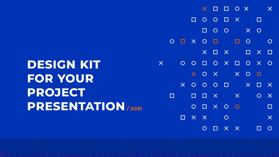 Figma Project Presentation UI Kit
