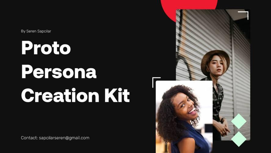 Figma Proto Persona Creation Kit