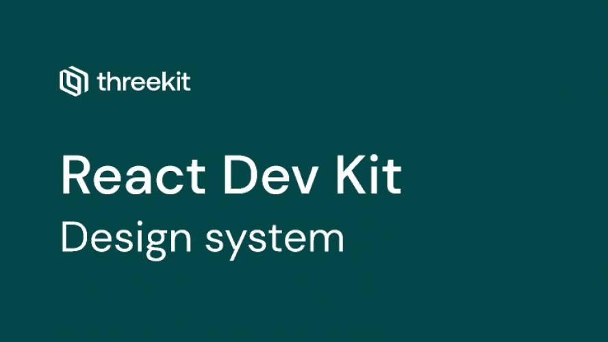Figma React Dev Kit Design System