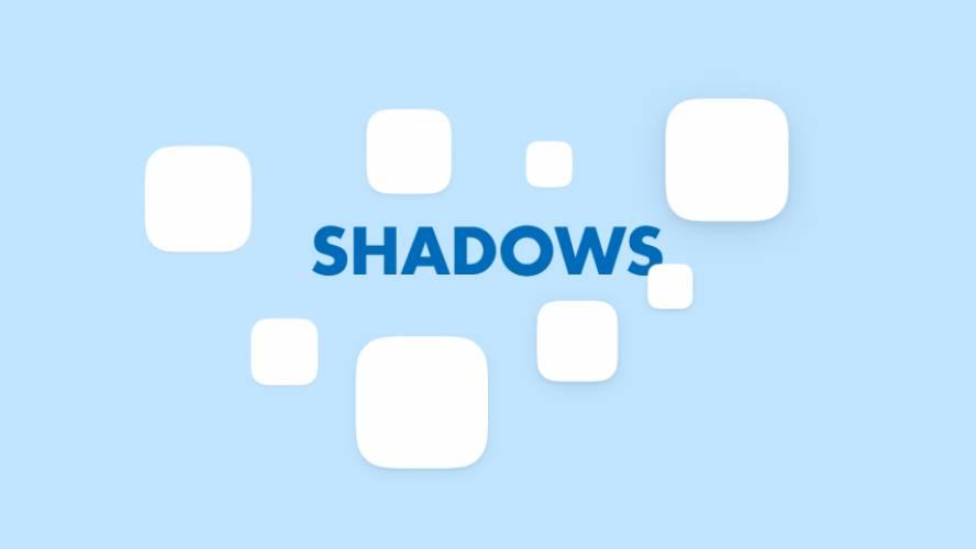Figma Shadows Template
