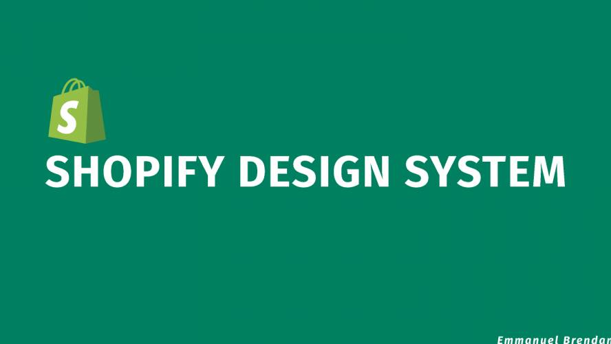 Figma Shopify Design System Free Download