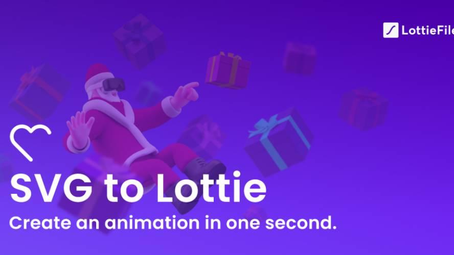Figma SVG to Lottie