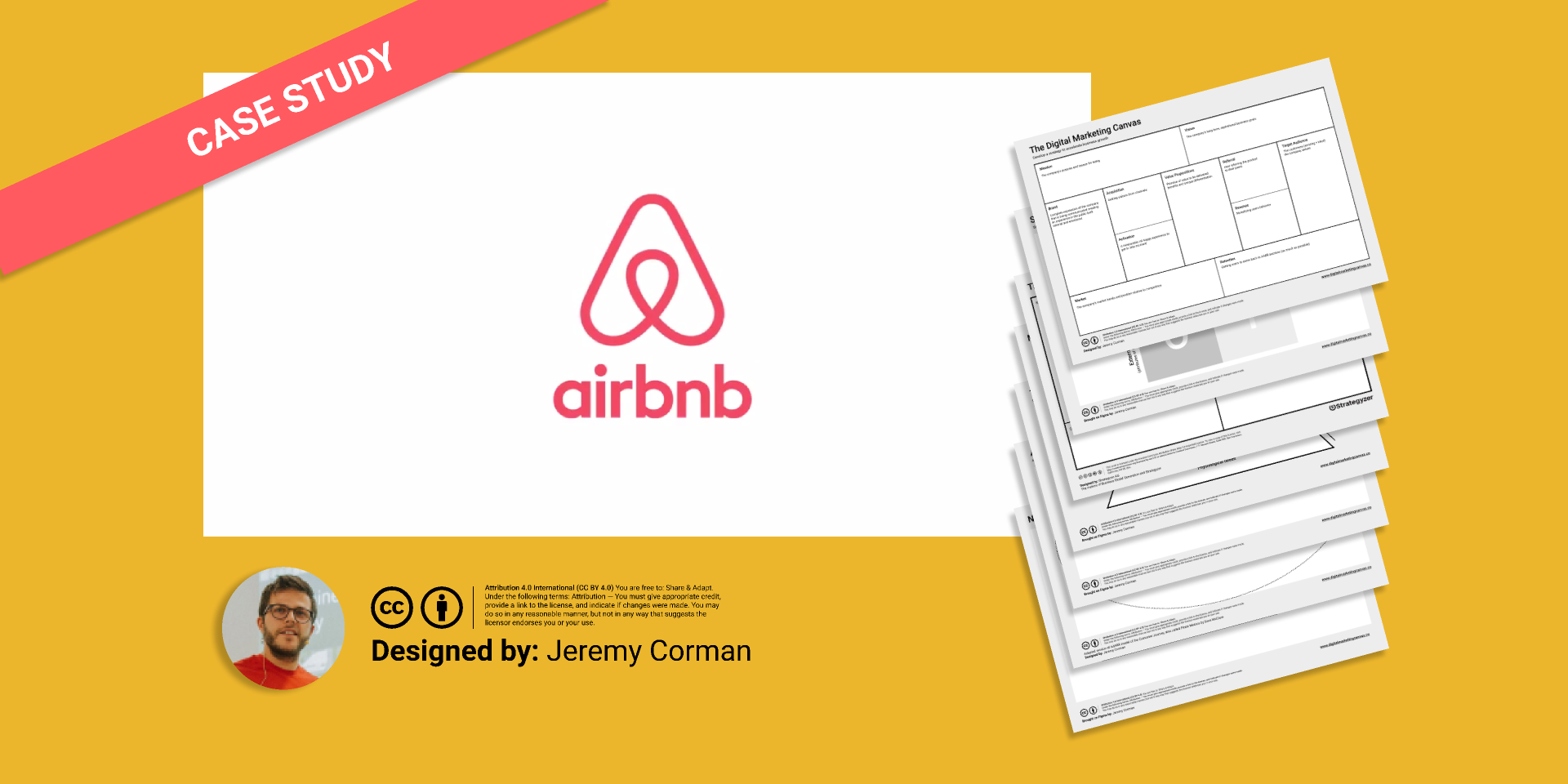 Figma Template Airbnb - Marketing Toolbox Essentials [CASE STUDY]