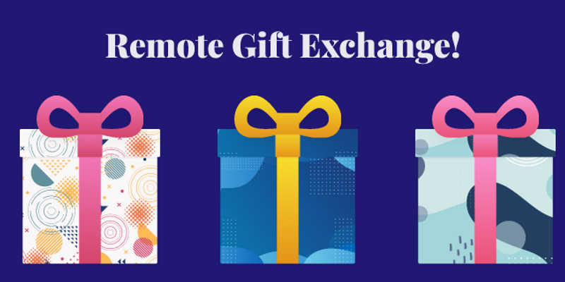 Figma Templates ?Remote Gift Exchange?