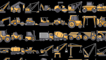 Figma Truck Icons Free Download