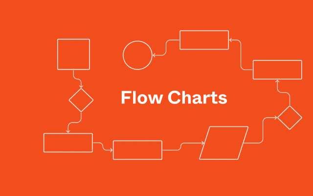 Flow Charts Primer Figma FigJam Template