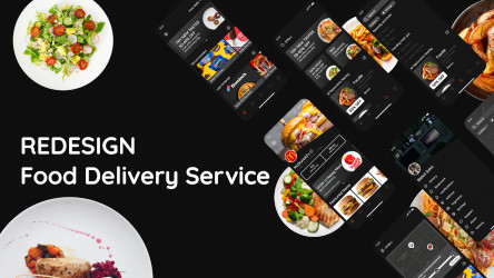 Foodie App Design Figma
