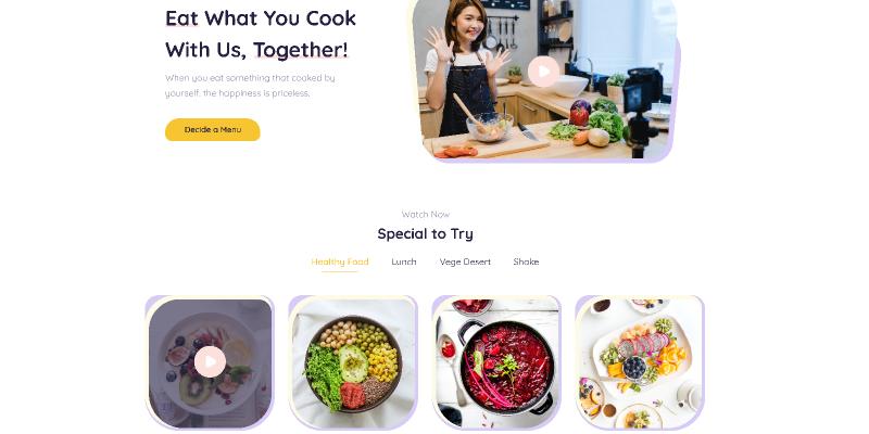 Foodyar Website