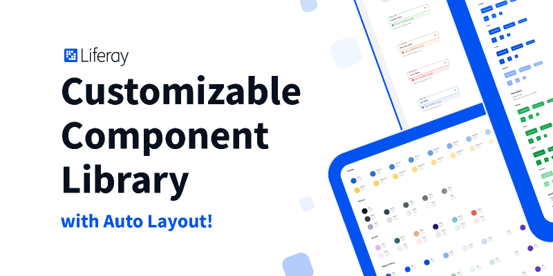 Free Customizable Component Library