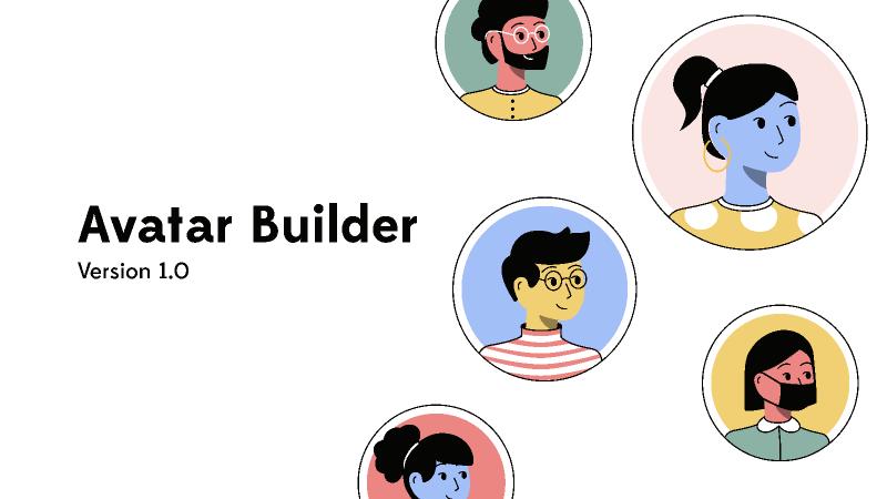 Free Figma Avatar Builder