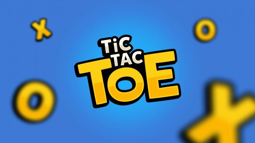 Free Figma game Tic Tac Toe