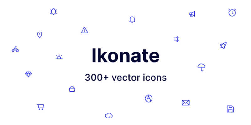 Free Figma Icons Ikonate – free vector icons