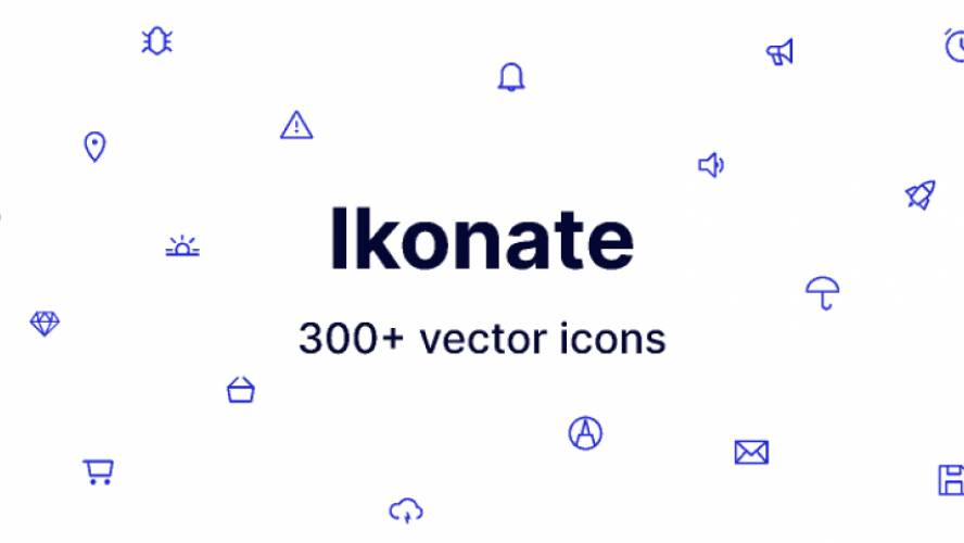 Free Figma Icons Ikonate – free vector icons