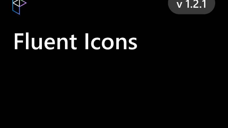 Free Figma Microsoft Fluent System Icons