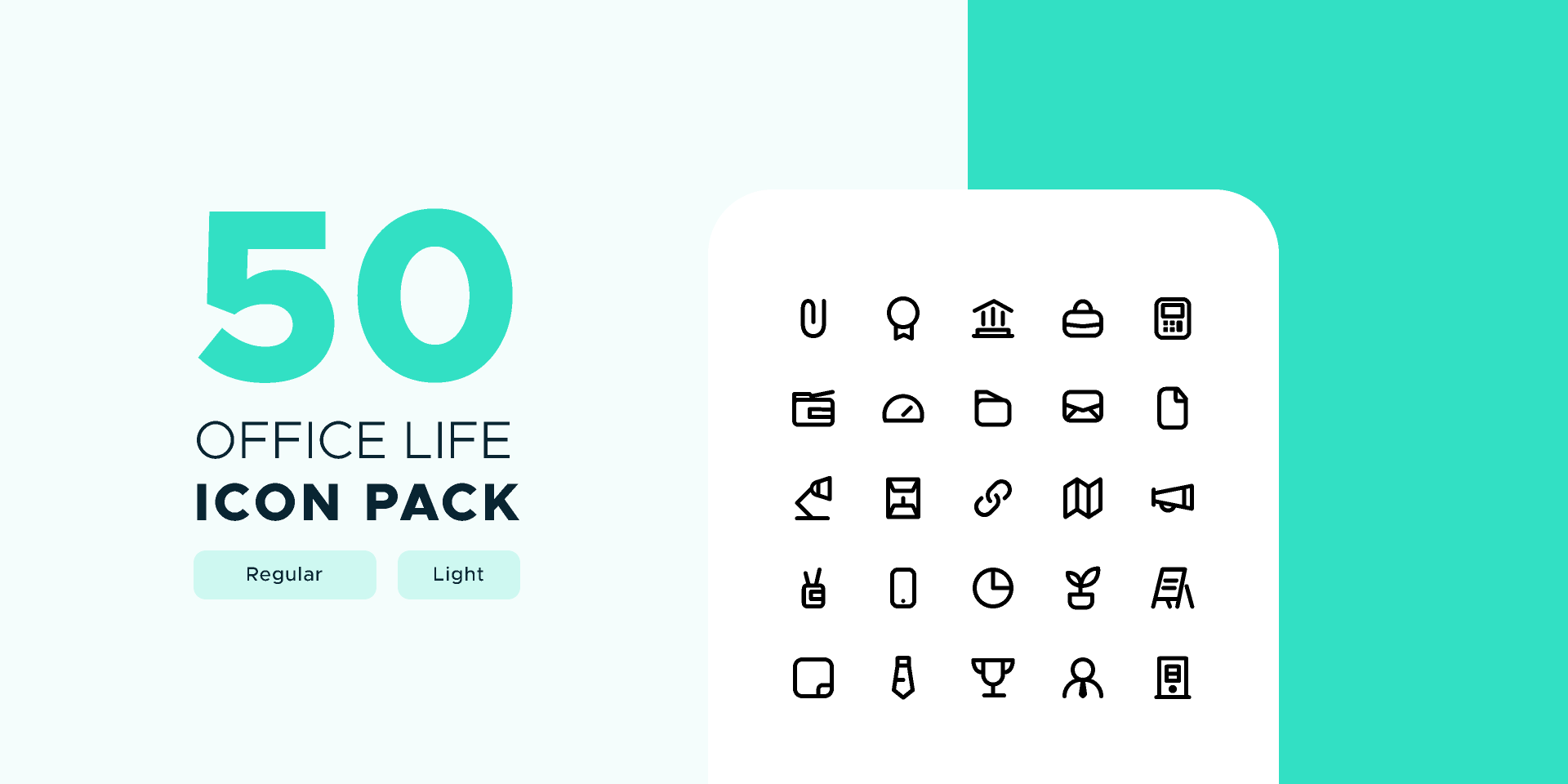 Free figma Office Life Icon Pack