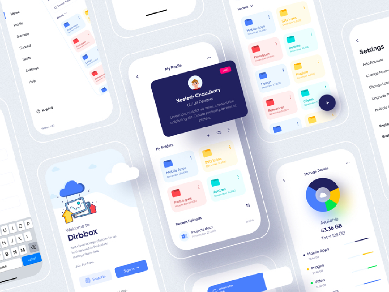 Free Figma Online Cloud Storage