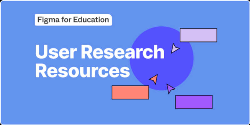 Free figma User Research Resources