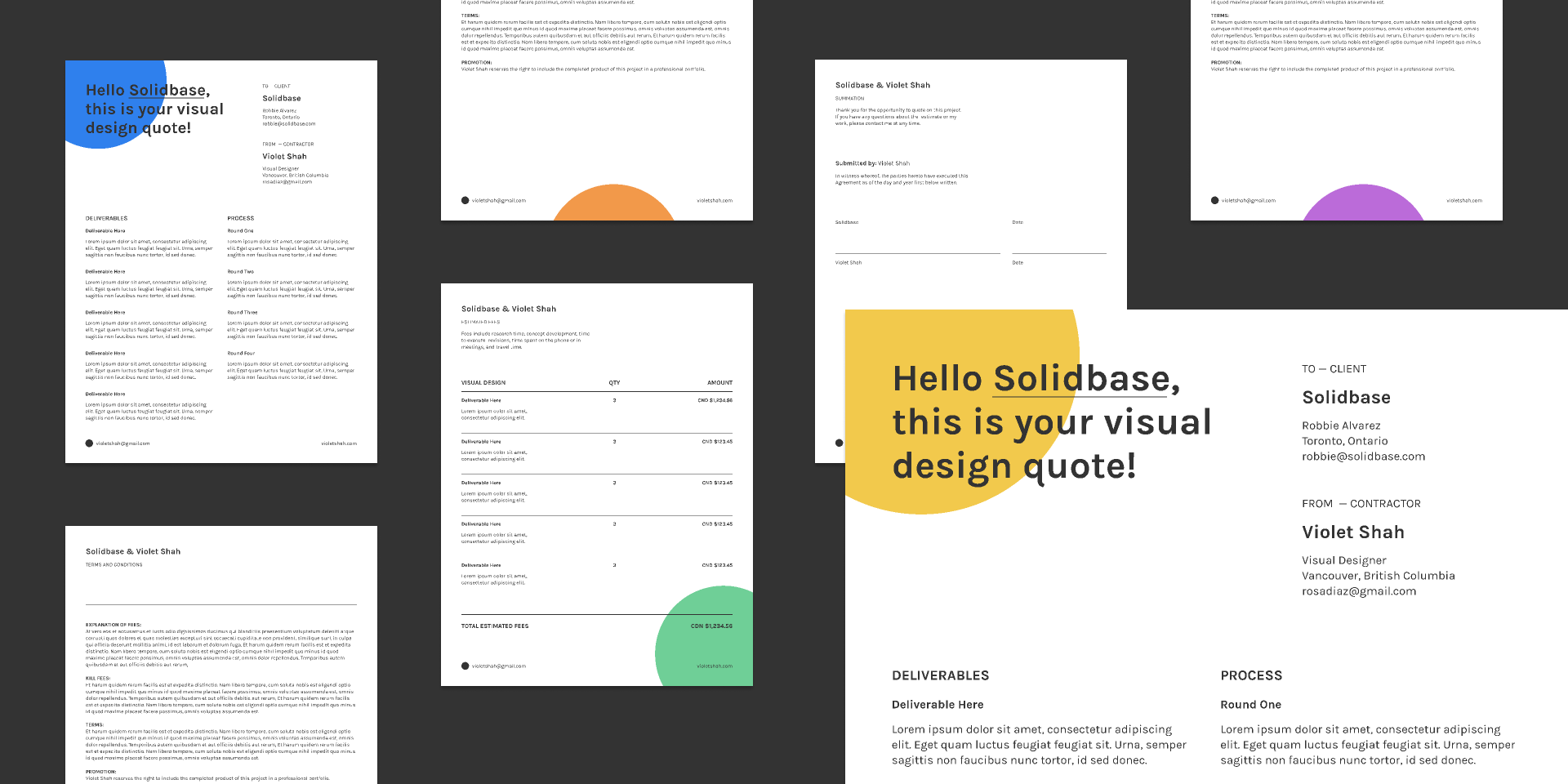 Free Freelance Contract Template