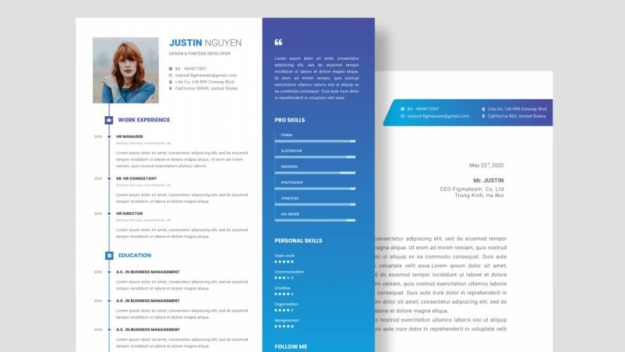 Free Resume templates 3