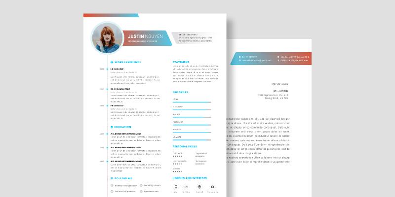 Free Resume templates 8
