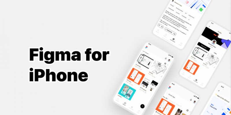 Freebie Figma Community for iPhone