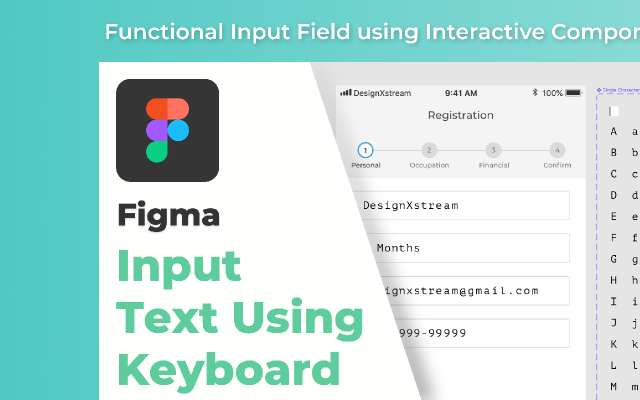 Functional Input Field | Interactive Components Demo