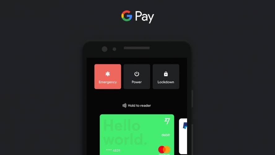 Google Pay App Exploration Figma Template