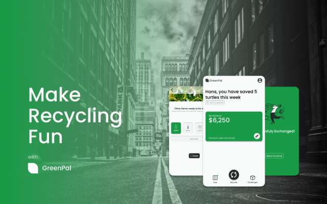 GreenPal UI Design System Figma