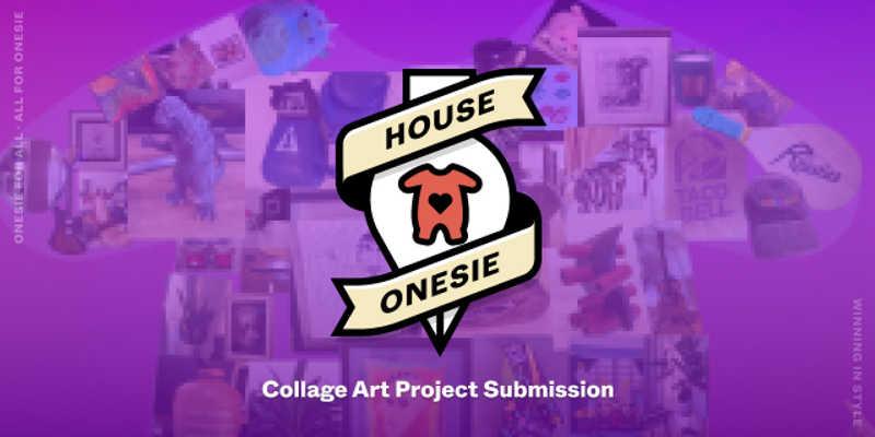 House Onesie Art Project figma free