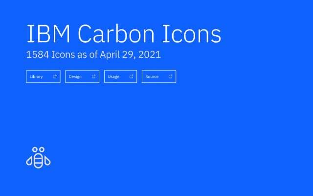 IBM Carbon Icons Figma