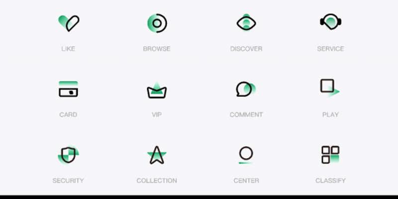 Icon/line/exercise Figma