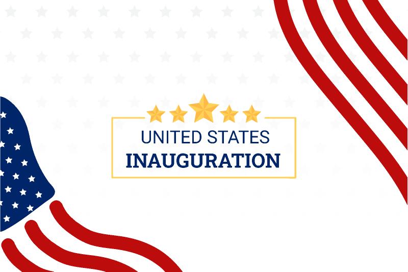 Inauguration  United States Figma template