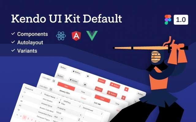 Kendo UI Kit Default 1.0