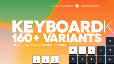 Keyboard Keys (with Variants)
