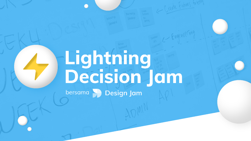 Lighthing Decion Jam - Organizer Template