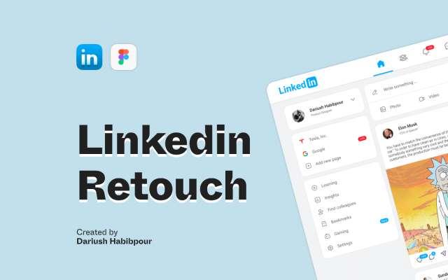 Linkedin Retouch