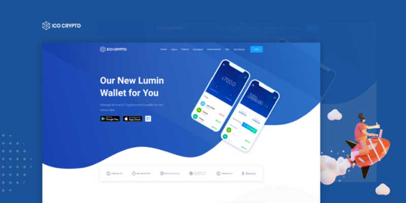 Lumin Wallet Redesign